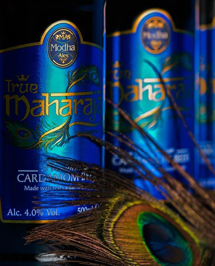 True Maharaja Beer